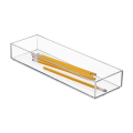 Acrylic Office Supplies Desk Drawer Organizer