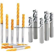 Schneidwerkzeuge, Schaftfräser, Hartmetall-Schaftfräser