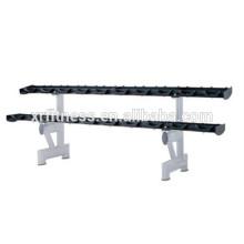 Gym equipment names/Sports equipment/ XH-46 dumbbell Rack