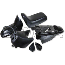 Kit de carrosserie en plastique Yamaha PW50