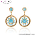 26685 Xuping Fashion ladies drop earrings designs pictures