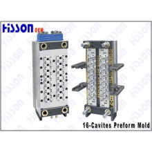 16 Cavity 24G 28pco Pet Preform Mould