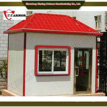 Fourniture professionnelle du fabricant Armored guard house /