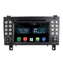 Android 10 car dvd player for Mercedes-Benz SLK