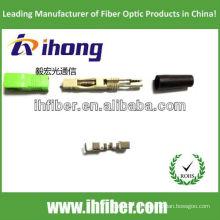 SC APC Glasfaser-Schnellverbinder