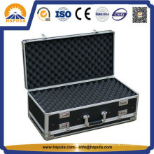 Carrying Aluminum Box Hunting Rifle Gun Case with EPE Inner
