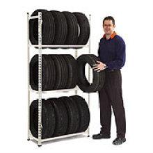 Подгонянные популярные стойки для хранения шин для автомобилей (EBIL-TTR02)
