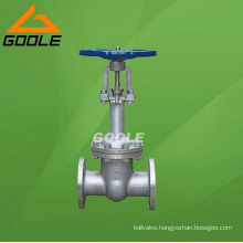 Anti-Freeze Flanged Gate Valve (GADZ41H)