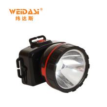 Chinesische super helle Mehrzweckhauptbergmannlampe im Freien für Soem