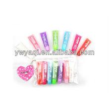 Набор блеска для губ мягкой трубки T123