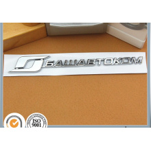 Autocollant en métal autocollant ABS