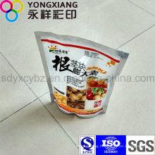 Stand up Sac en plastique d'emballage pour l'engrais nutritif biologique