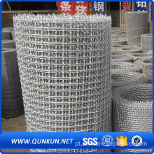 Qunkun Crimped Wire Mesh para venda