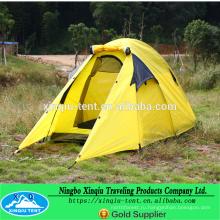 Высокое качество 2017 новый дизайн двойной слой палатки кемпинга