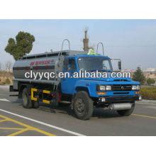 Camiones cisterna líquido químico