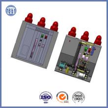Disyuntor de alto voltaje interior del vacío de Vmv de la norma 12kv DC de IEC