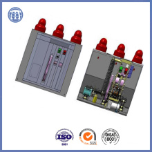Disjoncteur à haute tension d'intérieur de tension de Vmv d'intérieur standard de la CE 12kv