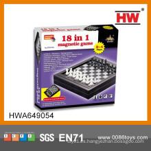Juguetes al aire libre de la familia de la venta caliente del ajedrez