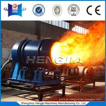 Caldeira de usina de asfalto indústria pulverizado queimador de óleo de alcatrão de hulha