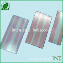 precious metal Ag inlay Cu strips