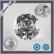 Star Cut piedra cúbica de circonio para la joyería