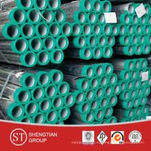 API 5L / ASTM A106 Gr. B Бесшовные трубы из углеродистой стали, бесшовные трубы