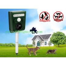 Новый Зеленый Дружественной Солнечной Отпугиватель Животных Вредителей