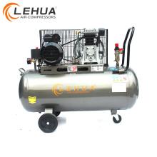 Compresor de aire de gas portátil de alta presión 100L mini