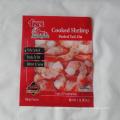 Printing Plastic Zipper Bag for Food Packaging