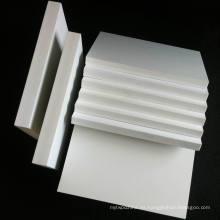 PVC Rigid Celuka Espuma Hoja para Muebles Gabinete de Baño Muchas Ventajas Ampliamente Utilizado