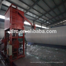 Automatic Controlled Fiberglass/FRP/GRP Filament Pipe Winding Making Machine with Moulds