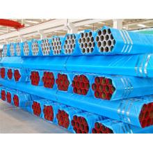 ASTM A53 Sch40 Tubo de aço para sistema de extinção de incêndios por aspersão