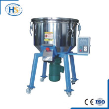 Vertical Plastic Color Mixer in Extrusion Line