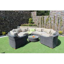 Wicker Synthetic Rattan Sofa Set
