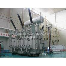 230kv Transformador de energía auto / Power Distribution Transmisión / transformador de potencia