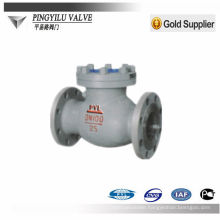 Swing start check valve H44YH-16C