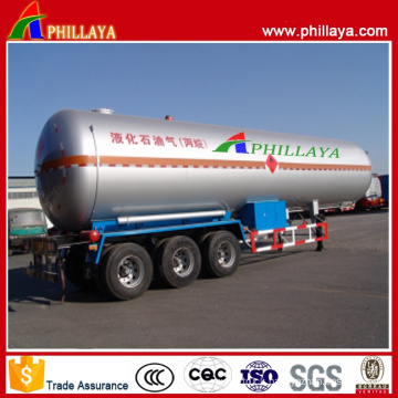 LPG Tank Trailer Suppliers /LPG Tank Semi Trailer
