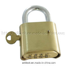 Padlock, Combination Padlock with Master Key Lock (AL-B500)