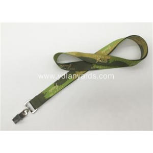 Popular Design Custom Printed Polyester Lanyard