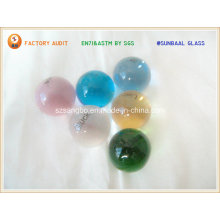 Logo Glass Ball/Logo Glass Bead