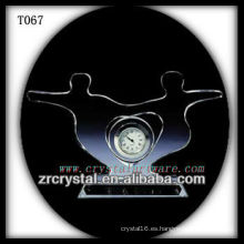 Maravilloso K9 Crystal Clock T067
