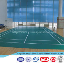 Portable Promotional Badminton Court Flooring Mat
