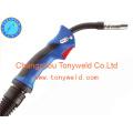 Binzel MB 15AK MIG MAG CO2 torch euro adaptor welding torch