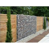 2mx1mx1m, 50X100mm Galvanized Welded Gabion Retaining Wall /Gabion (XM-15)