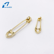 Different Size Metal Bag Zipper Puller Hardware Accessory