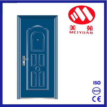 البيت الأبواب مسحوق المغلفة الصلب السلامة الرئيسية الباب الخارجي