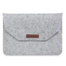 Laptop Back Pack Sleeve Felt Sleeve 13 tum