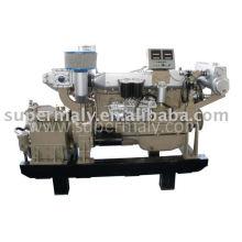 (10-1000kW) Elektrische Marine Diesel Motor