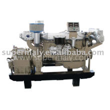 (10-1000kW) Moteur diesel marin électrique