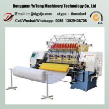 Maquina de coser acolchada automática